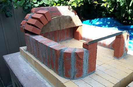 Brian S Brick Oven Folly